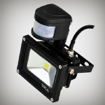 LED Floodlight 10W (PIR)