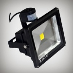 LED Floodlight 30W (PIR)
