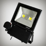 LED Floodlight 100W (PIR)